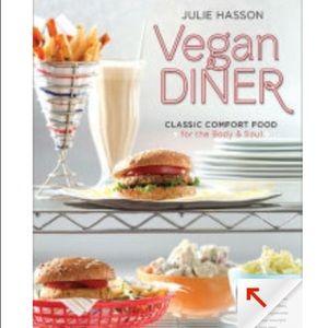 Other - Vegan diner cookbook